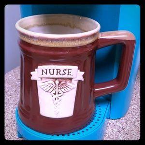 Nurse Design Beautiful Pottery Coffee Mug 👩⚕️